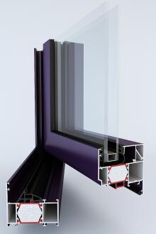 TM 74 1.0 Okna